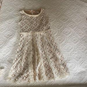Speechless size 7 lace dress